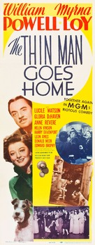 The Thin Man Goes Home - Theatrical poster (xs thumbnail)