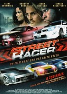 Street Racer - French DVD cover (xs thumbnail)