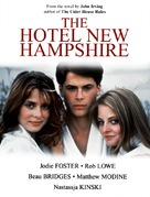 The Hotel New Hampshire - Movie Cover (xs thumbnail)