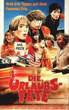 Comment draguer toutes les filles... - German Movie Poster (xs thumbnail)