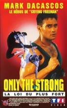 Only the Strong - Brazilian Movie Cover (xs thumbnail)