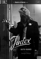 Judex - French DVD movie cover (xs thumbnail)