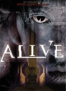 Alive - French Movie Cover (xs thumbnail)