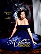 The Barefoot Contessa - Hungarian Movie Cover (xs thumbnail)