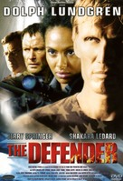 The Defender - French DVD cover (xs thumbnail)