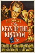 The Keys of the Kingdom - Movie Poster (xs thumbnail)