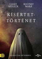 A Ghost Story - Hungarian Movie Cover (xs thumbnail)