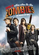 Zombieland - Mexican Movie Poster (xs thumbnail)