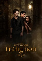 The Twilight Saga: New Moon - Vietnamese Movie Poster (xs thumbnail)