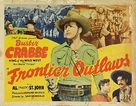 Frontier Outlaws - Movie Poster (xs thumbnail)