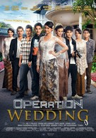 Operation Wedding - Indonesian Movie Poster (xs thumbnail)