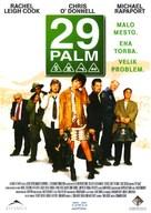 29 Palms - Slovenian Movie Poster (xs thumbnail)