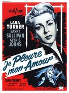 Another Time, Another Place - French Movie Poster (xs thumbnail)
