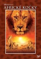 African Cats - Czech DVD movie cover (xs thumbnail)