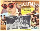 Lolita - Mexican Movie Poster (xs thumbnail)