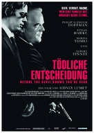 Before the Devil Knows You're Dead - German Movie Poster (xs thumbnail)