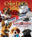 Cats & Dogs - Blu-Ray cover (xs thumbnail)