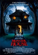 Monster House - Andorran Movie Poster (xs thumbnail)
