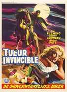 Curse of the Undead - Belgian Movie Poster (xs thumbnail)