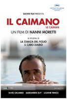Il caimano - Swiss Movie Poster (xs thumbnail)
