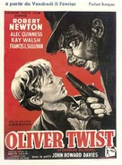 Oliver Twist - Belgian Movie Poster (xs thumbnail)