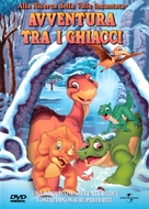 The Land Before Time VIII: The Big Freeze - Italian DVD cover (xs thumbnail)