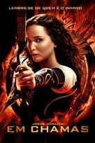 The Hunger Games: Catching Fire - Brazilian Movie Cover (xs thumbnail)