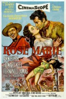 Rose Marie - Argentinian Movie Poster (xs thumbnail)