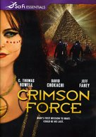 Crimson Force - DVD cover (xs thumbnail)