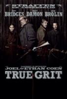 True Grit - Danish Movie Poster (xs thumbnail)