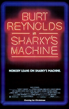 Sharky's Machine - Teaser poster (xs thumbnail)