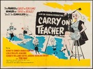 Carry on Teacher - Movie Poster (xs thumbnail)