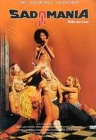 Sadomania - Hölle der Lust - Danish DVD cover (xs thumbnail)