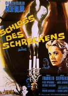 The Innocents - German Movie Poster (xs thumbnail)