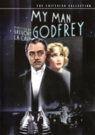 My Man Godfrey - DVD cover (xs thumbnail)