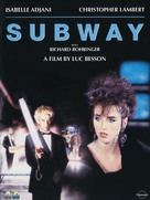 Subway - DVD movie cover (xs thumbnail)