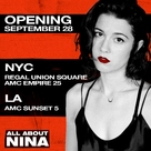 All About Nina - Movie Poster (xs thumbnail)
