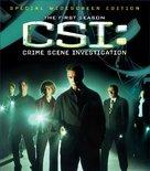"""CSI: Crime Scene Investigation"" - Blu-Ray movie cover (xs thumbnail)"