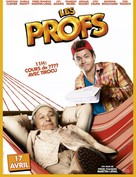 Les profs - French Movie Poster (xs thumbnail)
