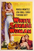 White Savage - Movie Poster (xs thumbnail)