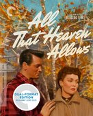 All That Heaven Allows - Blu-Ray movie cover (xs thumbnail)