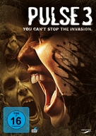 Pulse 3 - German DVD cover (xs thumbnail)