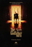 The Godfather: Part III - Advance movie poster (xs thumbnail)