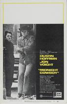 Midnight Cowboy - Movie Poster (xs thumbnail)