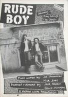 Rude Boy - British Movie Poster (xs thumbnail)