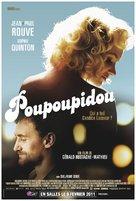 Poupoupidou - Belgian Movie Poster (xs thumbnail)