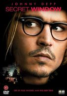 Secret Window - Danish DVD cover (xs thumbnail)