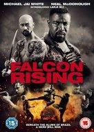 Falcon Rising - British Movie Cover (xs thumbnail)