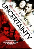 Uncertainty - Swedish DVD movie cover (xs thumbnail)