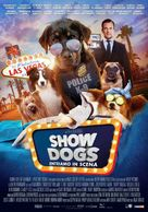 Show Dogs - Italian Movie Poster (xs thumbnail)